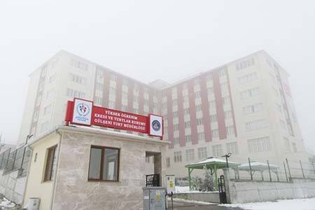 Edirne Gülşeni KYK Kız Öğrenci Yurdu