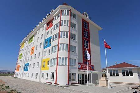 Afyon Esma Sultan KYK Öğrenci Yurdu