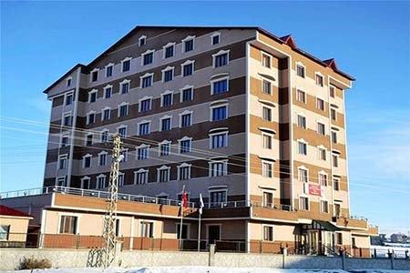 KYK Bitlis Tatvan Öğrenci Yurdu