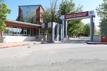 Edirne Selimiye KYK Kız Öğrenci Yurdu