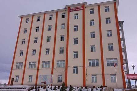 Gümüşhane Mustafa Gül KYK Yurdu