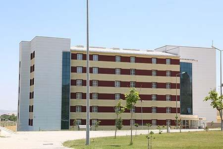 Kırşehir Kaman KYK Öğrenci Yurdu