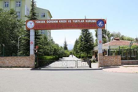 KYK Kayseri Gevher Nesibe Yurdu