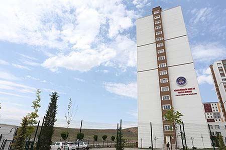 Kırıkkale Türkan Hatun KYK Yurdu