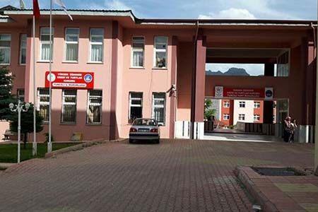 Tunceli KYK Kız Öğrenci Yurdu