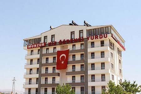 Tunceli Munzur KYK Öğrenci Yurdu 3