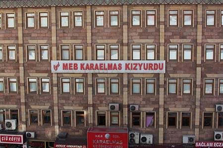 Zonguldak Karaelmas Kız Öğrenci Yurdu