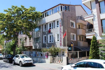Ankara Lider Sancak Kız Yurdu