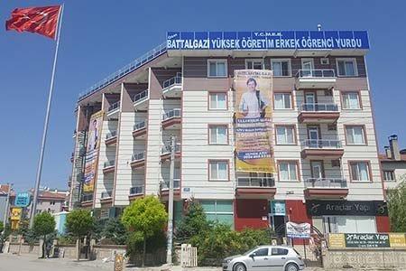 Battal Gazi Öğrenci Yurdu Afyon