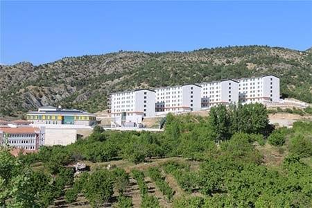 Amasya Sultan Bayezid KYK Yurdu