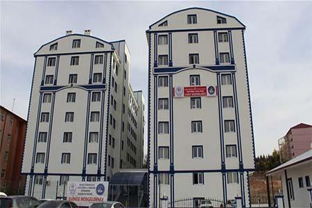 Nevşehir Fatıma Sultan KYK Yurdu