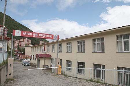 KYK Artvin Şah Sultan Yurdu