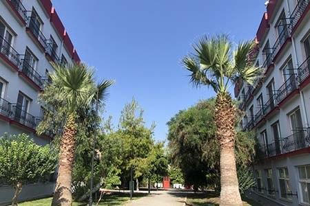 Kıbrıs Bülent Ecevit KYK Yurdu