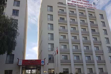 Kıbrıs Necmettin Erbakan KYK Yurdu