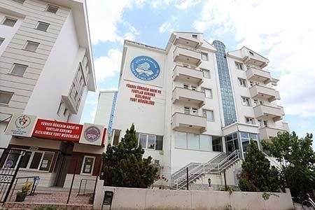 Kırıkkale Kızılırmak KYK Yurdu