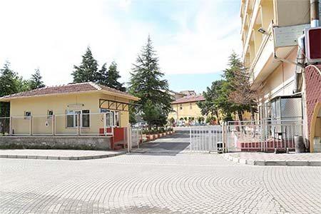 Nevşehir Avanos KYK Öğrenci Yurdu