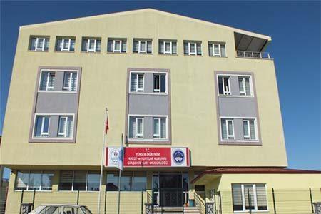 Nevşehir Gülşehir KYK Öğrenci Yurdu