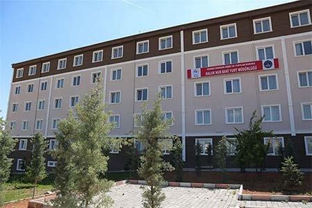 Nevşehir Haluk Nur Baki KYK Yurdu