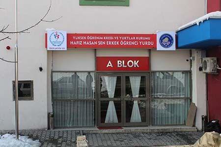 Düzce Hafız Hasan Şen KYK Öğrenci Yurdu
