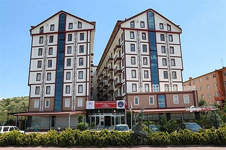 Nevşehir KYK Öğrenci Yurdu